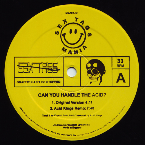 Acid Kings & Crystal Bois - Can you handle the acid? - sex tags mania